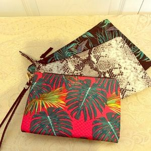 Victoria's Secret 3 pieces makeup bag